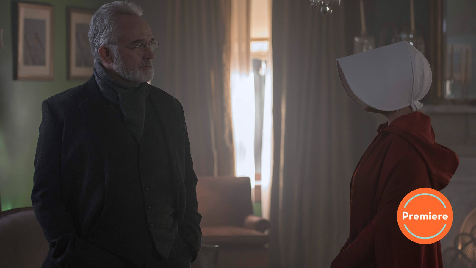 is handmaids tale an example of scientology