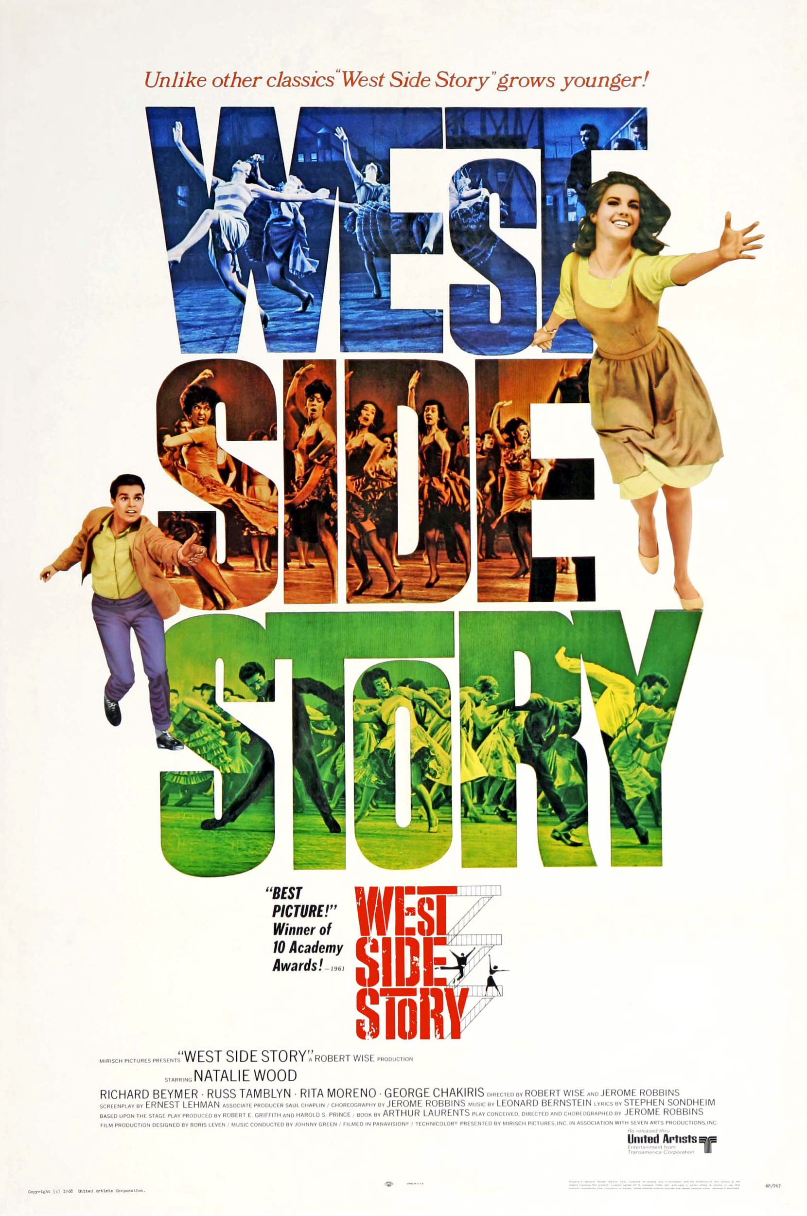 example of forbidden love in west side story