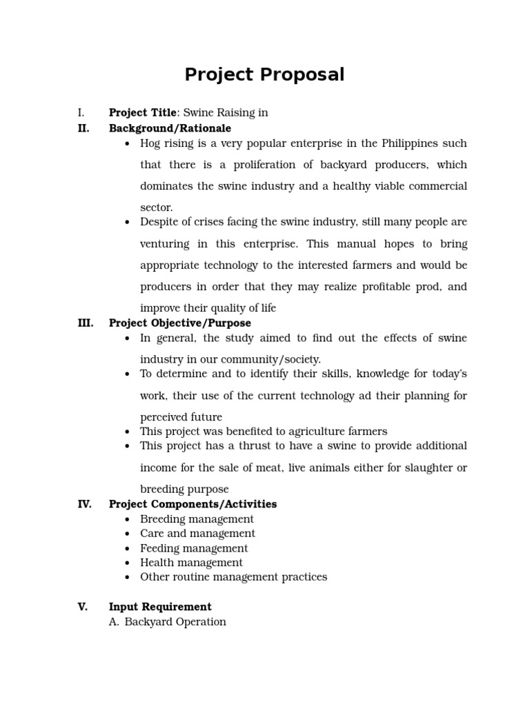 example of a research proposal document